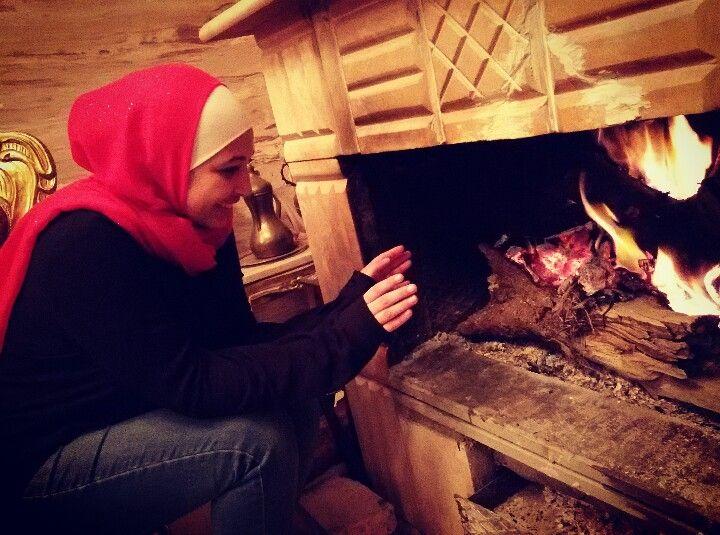 A look by Lelyan Al-braisa Quick easy hijab looks (fashion)