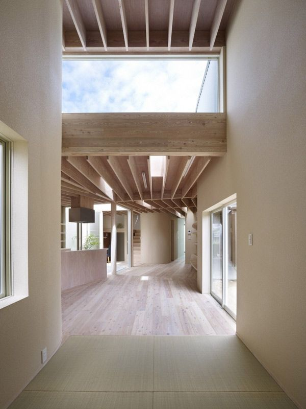 Social House Architecture – X marks the spot | House Design ... on butterfly house plan, heartland house plan, mama house plan, garden house plan, domino house plan,