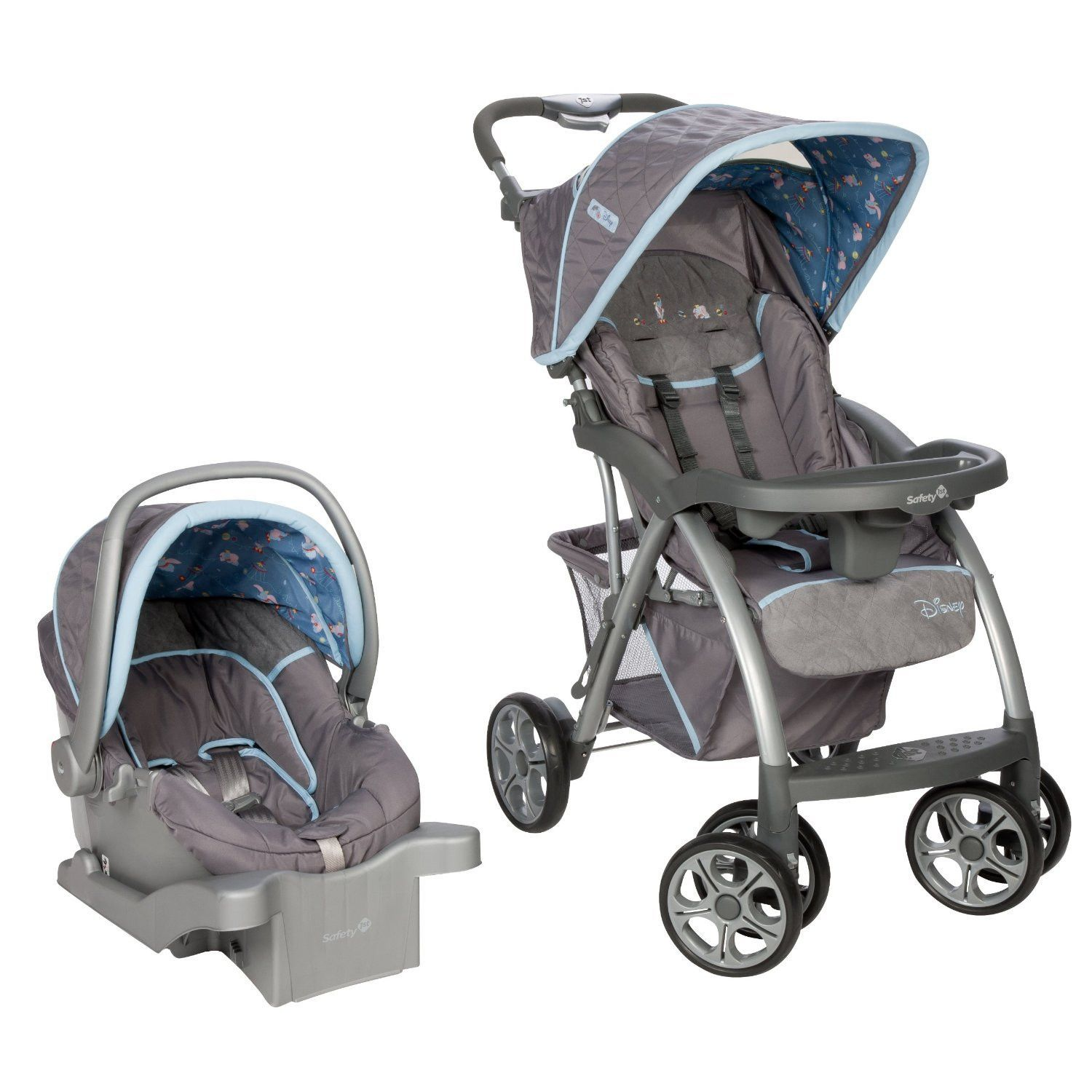Disney Baby Saunter Luxe Travel System, Dumbo Car seats