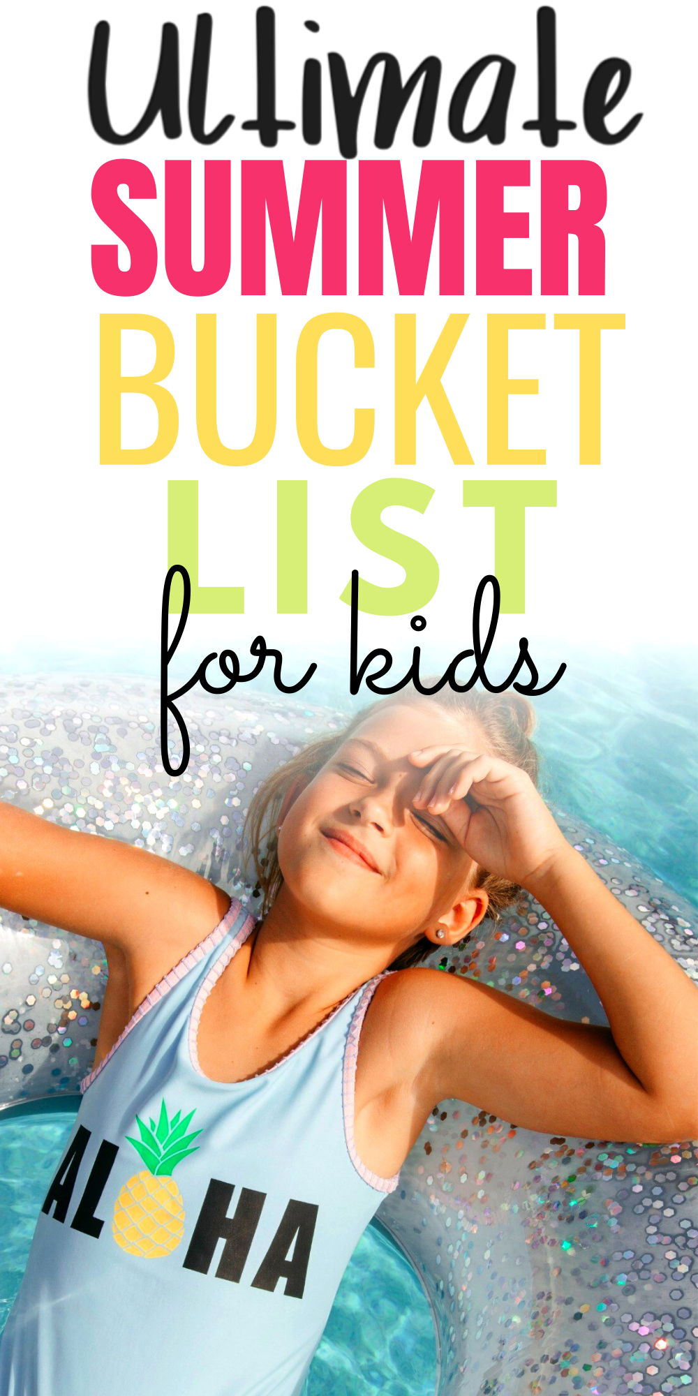 PRINTABLE SUMMER BUCKET LIST 2020 Cenzerely Yours in