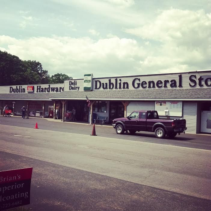 The dublin general store get your fishing license here camping the dublin general store get your fishing license here solutioingenieria Gallery