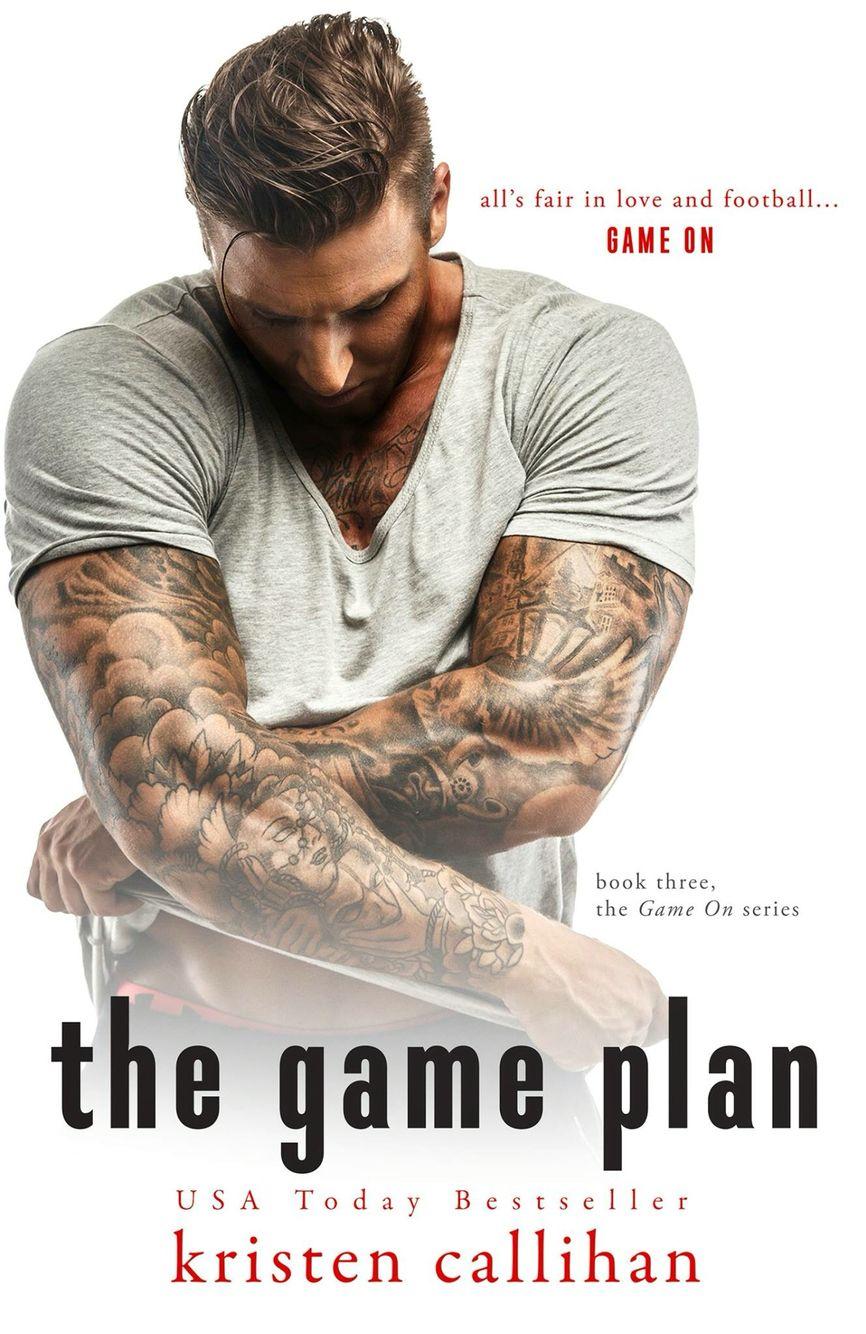 The Game Plan - Kristen Callihan. Something about football players lately... ;)