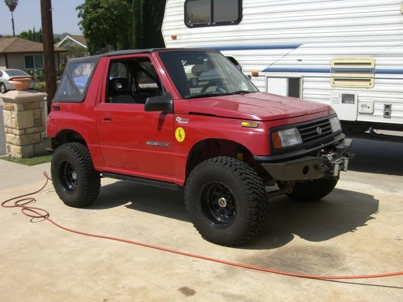 Lifted Suzuki Sidekick For Sale Bc