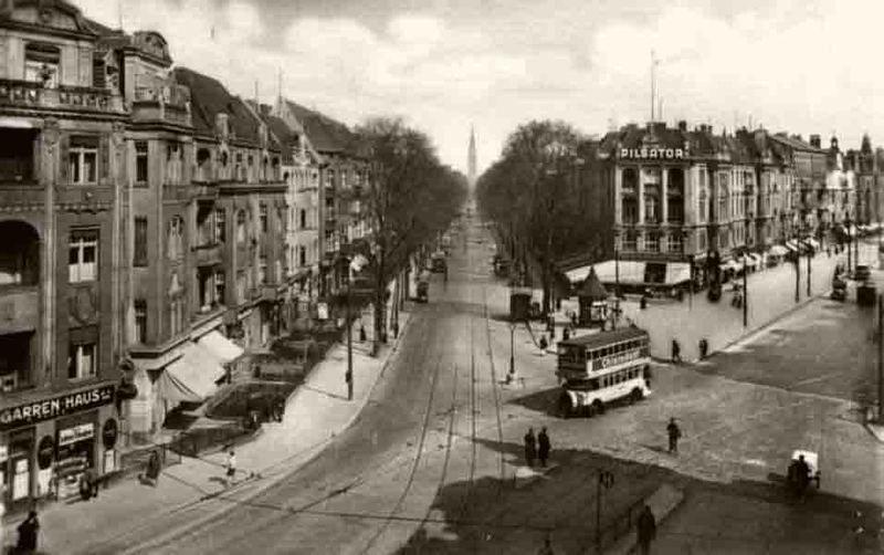 Pin auf Berlin 1900 1965