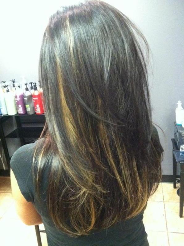 Tuhler06 S Image Blonde Hair With Highlights Hair Peekaboo Highlights