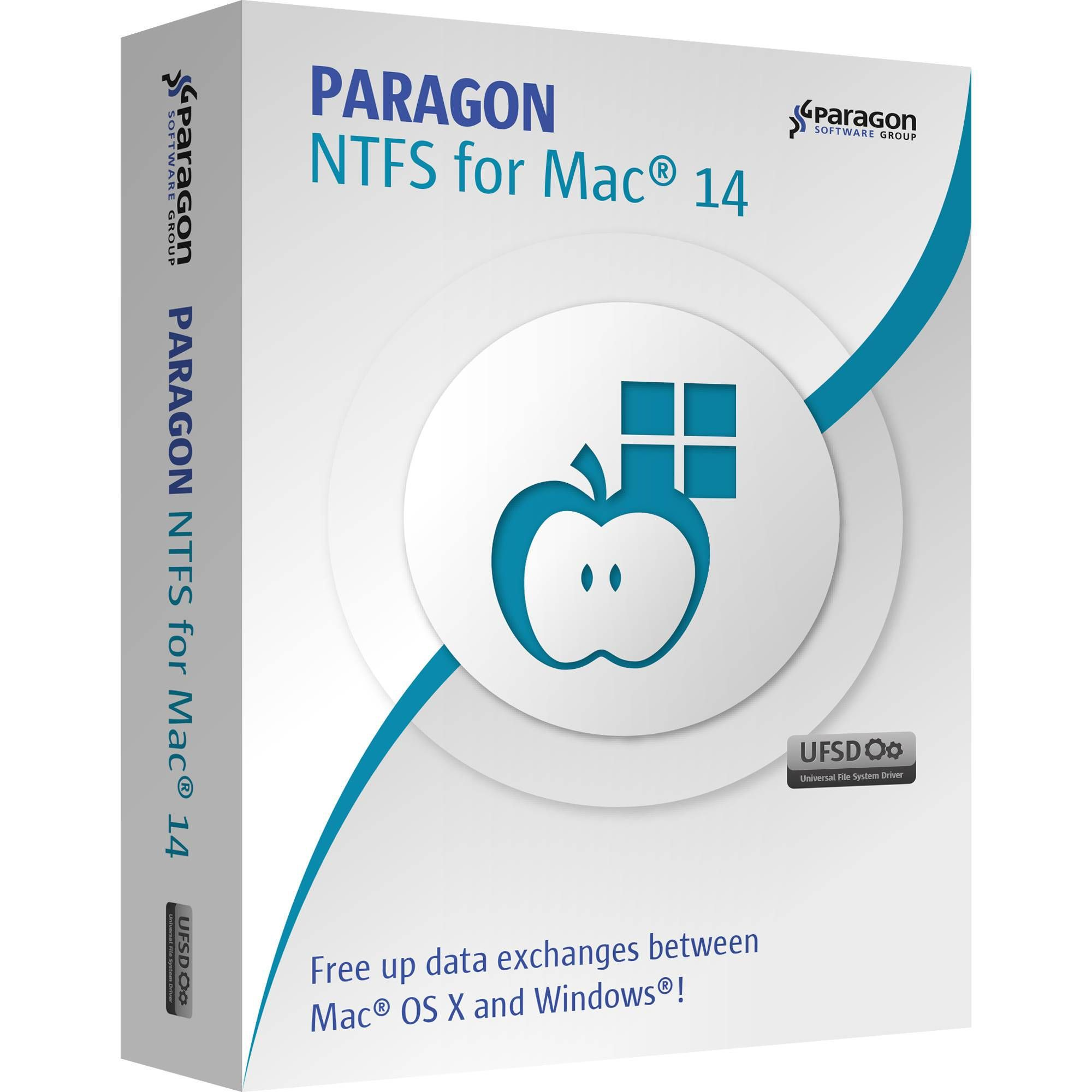 Paragon NTFS For Mac 14 [Crack + Serial Key] Download | mousa | Mac