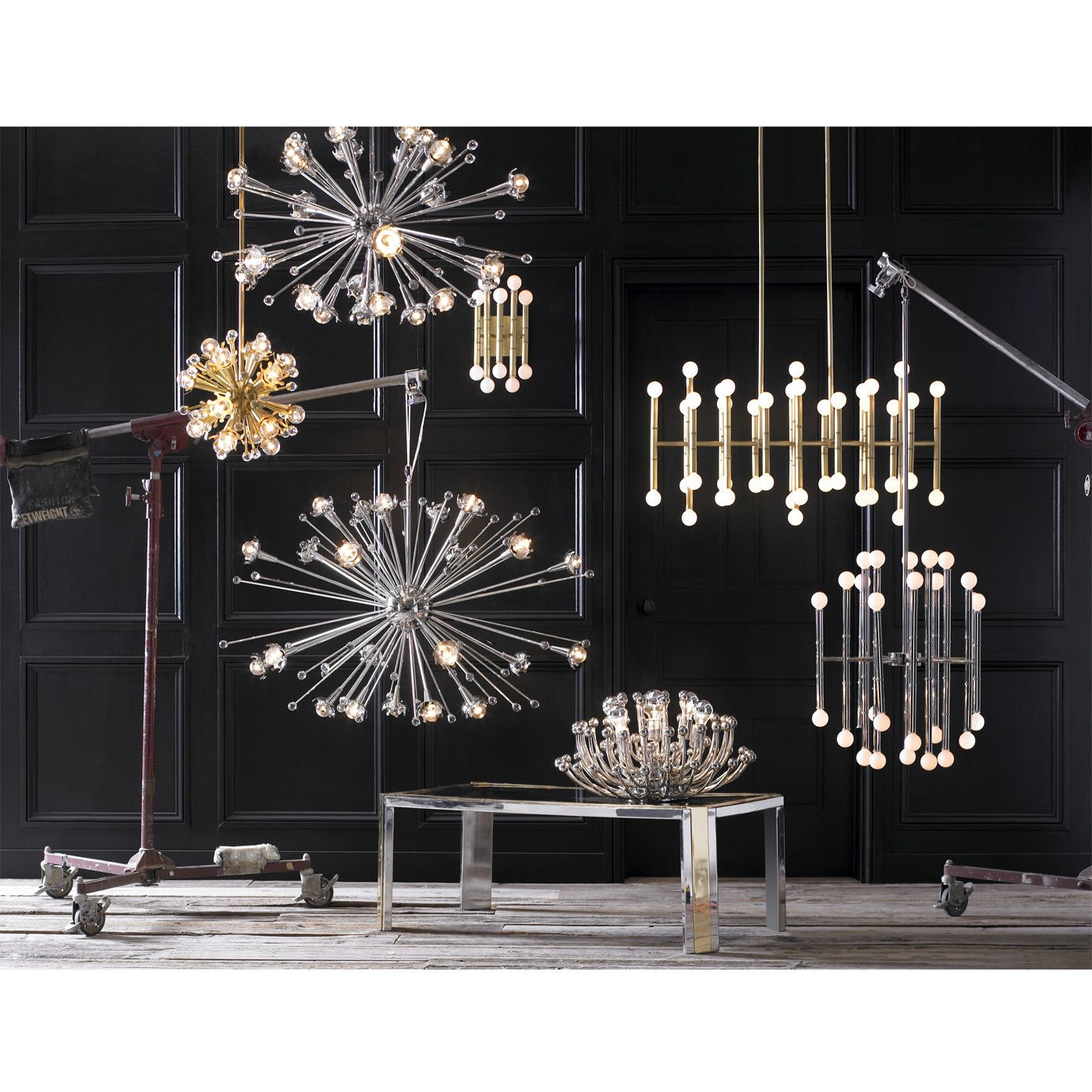 Sputnik 24 Light Chandelier online from AllModern we make it as