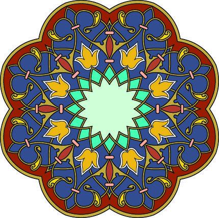 موسوعة صور المهندسة زخارف اسلامية 9 امتداد Eps Pattern Art Islamic Patterns Arabesque Design