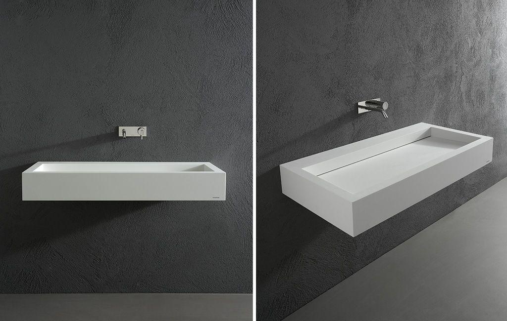Sinks slot antonio lupi arredamento e accessori da bagno wc arredamento corian ceramica - Antonio lupi accessori bagno ...