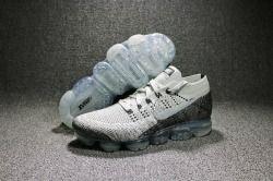 55cf40aa1b34 Zero Defect Nike Air VaporMax Flyknit White Black Men s Running Shoes  Training 899473 002