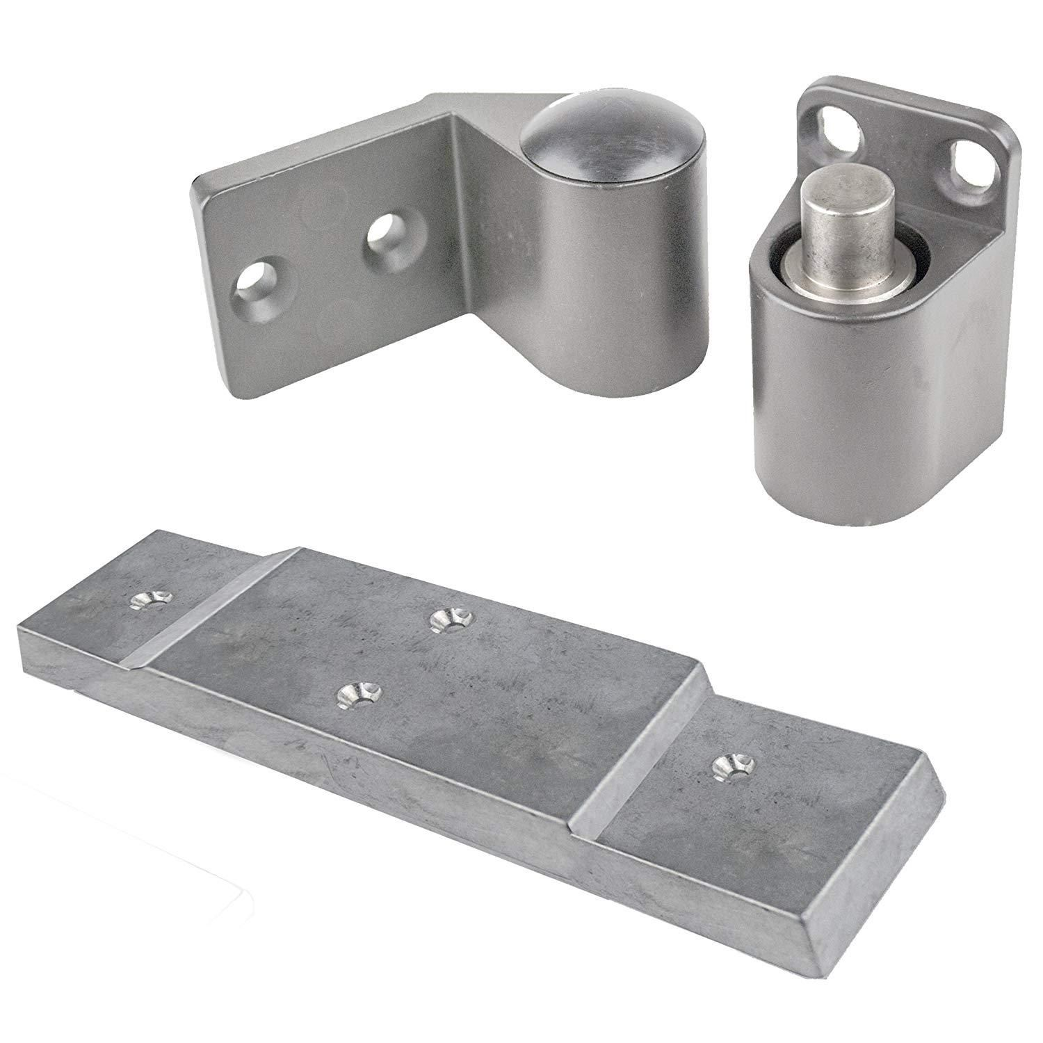 Intermediate Pivot Door Hinges Arch Amarlite Style Offset For Aluminum Doors Face Frame Or 1 8 Recessed Applicatio Pivot Doors Aluminium Doors Door Hinges