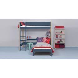 Lits mezzanines pour enfants réduits - #