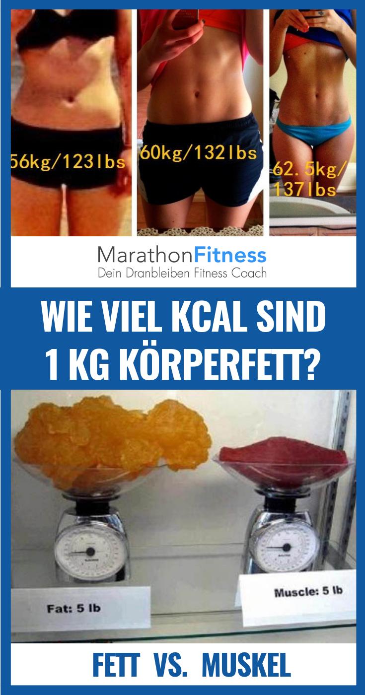 wie viel kcal sind 1 kg k rperfett die wissenschaft vom abnehmen marathonfitness ern hrung