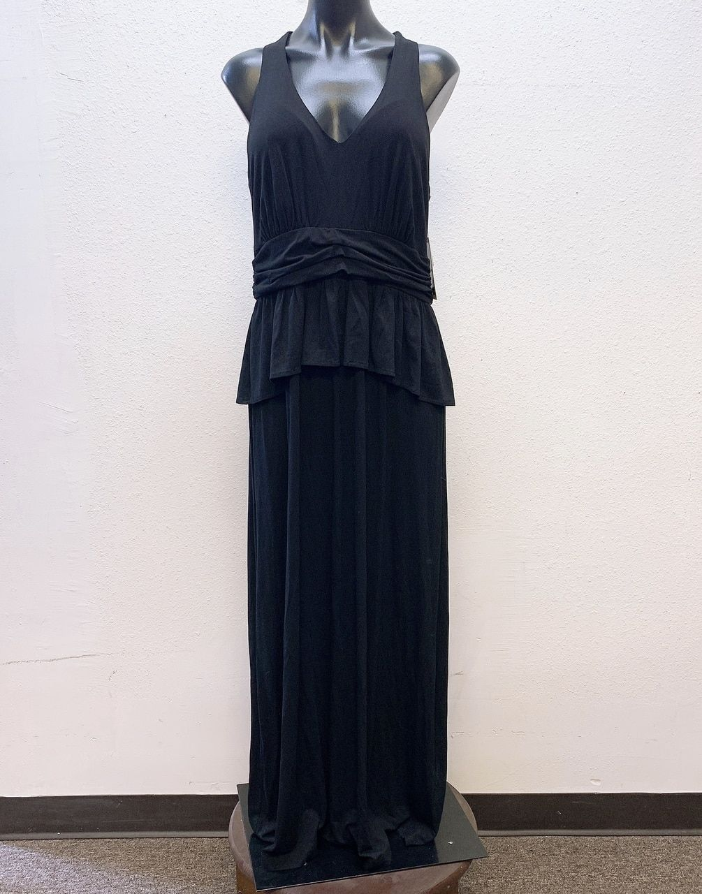 Nwt Julian Taylor Black Dress Maxi Size 12 For Just 24 79 Order At Shopthevogue Com Vintagevogue Neverpayretail Sh Black Maxi Dress Maxi Dress Black Dress [ 1280 x 1005 Pixel ]