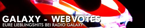 Radio Galaxy: Webvotes my votes for daniel schuhmacher