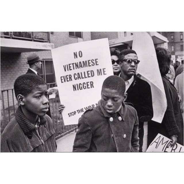 An introduction to the history of african americans in the vietnam war