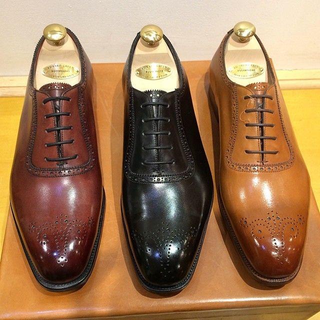 Niklas Nordin On Instagram Store Edwardgreen London May 2014 Shoes Mens Dress Shoes Men Oxford Shoes