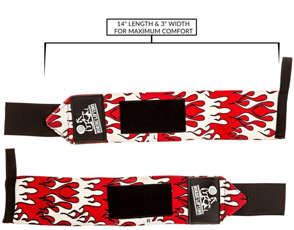 Pin on straps wraps