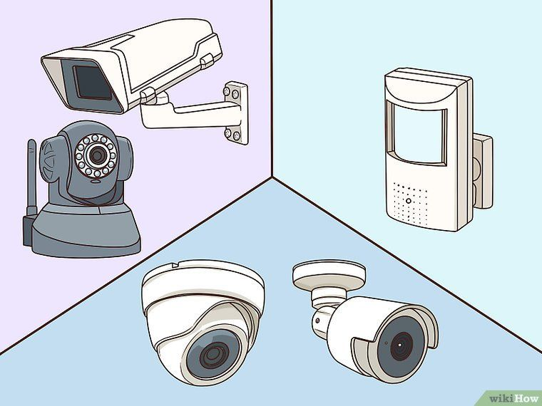 How To Install A Security Camera System For A House In 2020 Security Camera System Home Security Systems Best Home Security