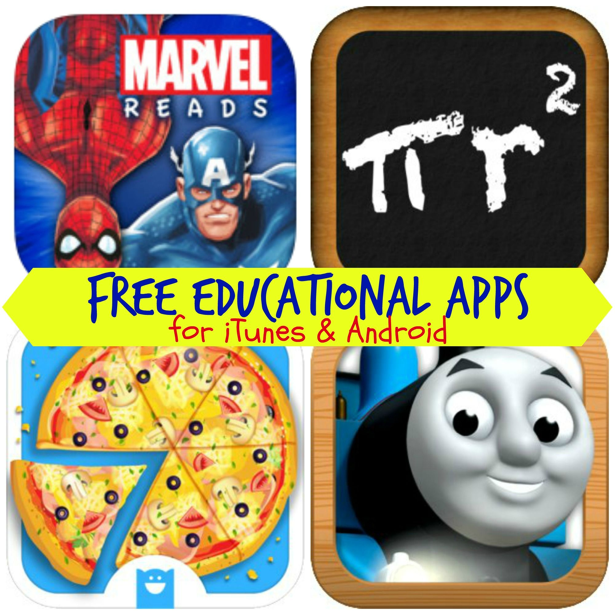 Free Educational Apps for iTunes & Android: Math Formula Wizard ...