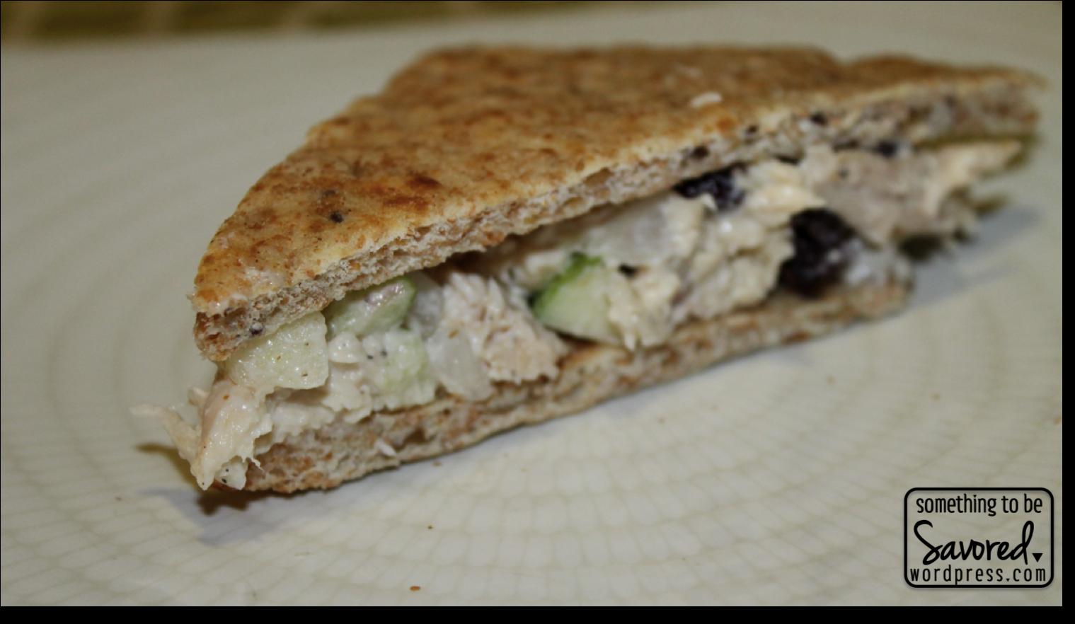 Chicken Salad Sandwich | Something to be Savored