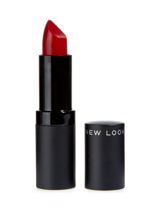 If you want your make-up to look more glamorous than gothic at Halloween - reach for our Pure Colour Burgundy Lipstick. Perfect for doll looks, you can also use it to create circles of rouge on your cheeks.  #newlook #beauty
