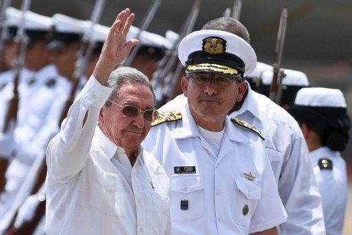 Cuatro mandatarios y el Rey Juan Carlos de España ya están en Cartagena para la firma de la paz - RCN Radio (blog)