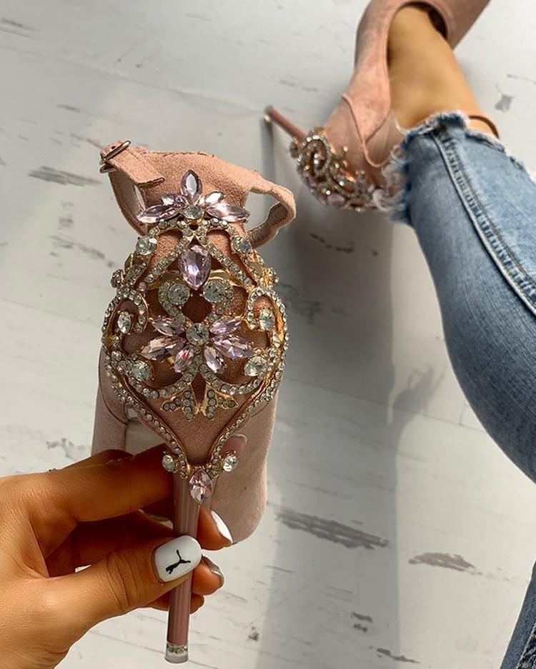 29++ Rose gold wedding shoes australia ideas