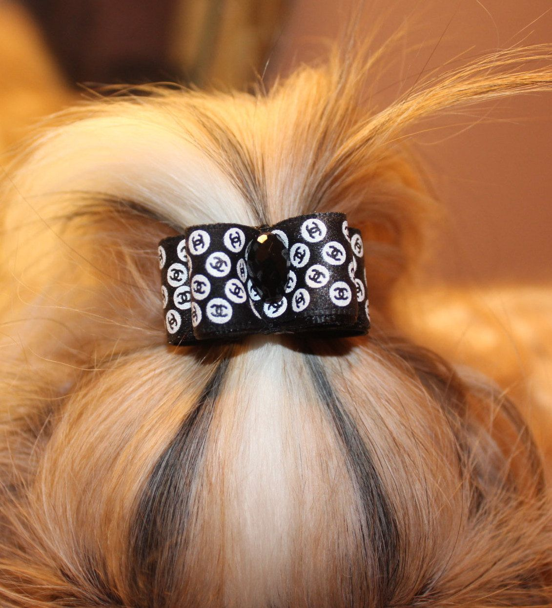 ties dog per dog bow show bows for dogs vintage dog bow pet bow 58 maltese show bow White grooming bow maltese show bow yorkie bow