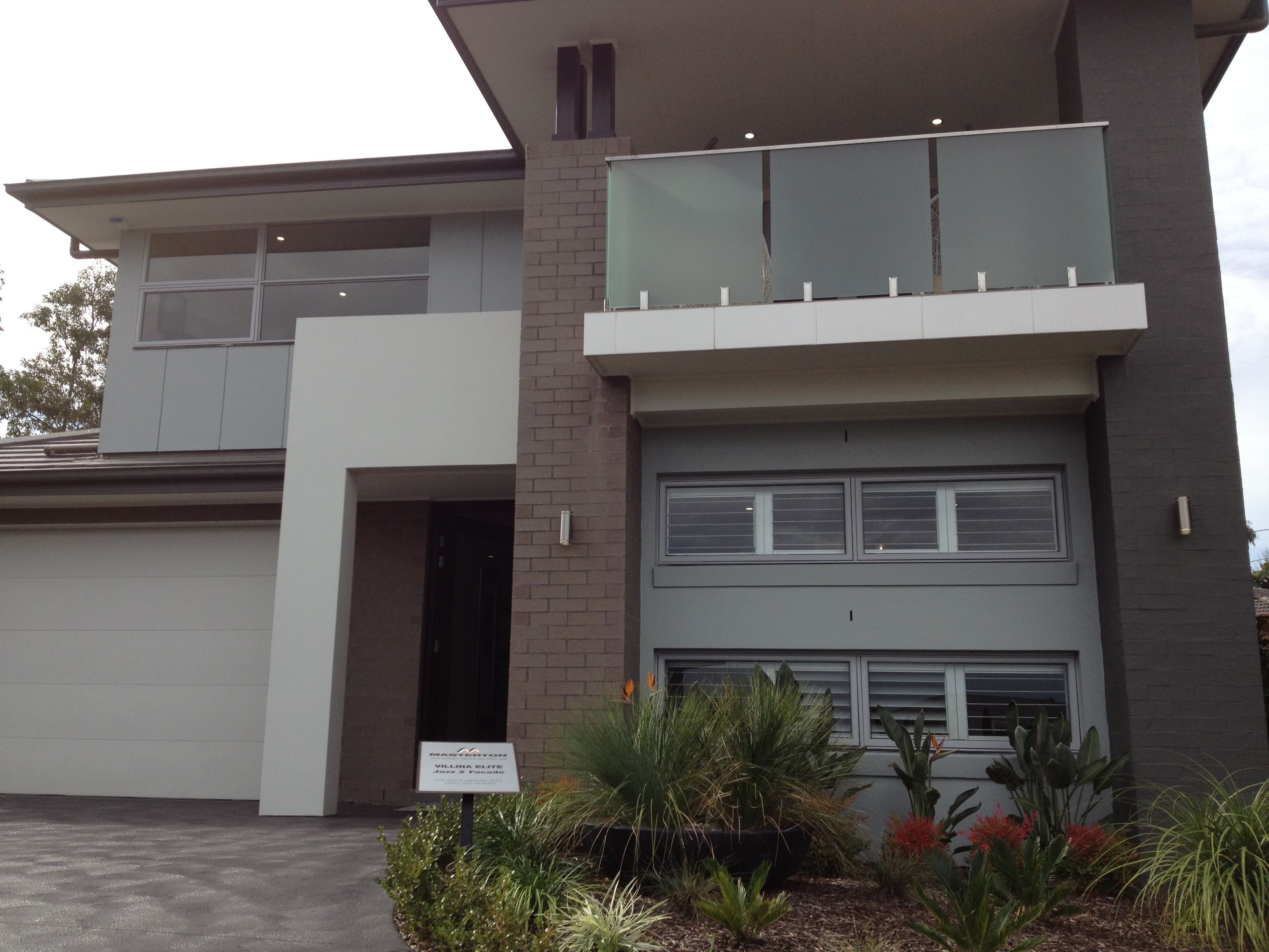Masterton homes villina elite jazz 2 faced home designs for Masterton home designs