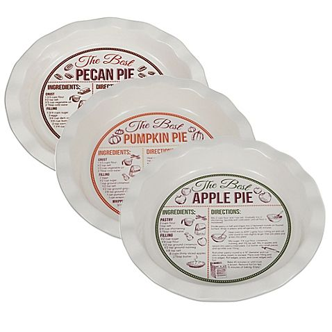 10-Inch Decorative Ceramic Pie Plate  sc 1 st  Pinterest & 10-Inch Decorative Ceramic Pie Plate | Pie plate and Kitchens