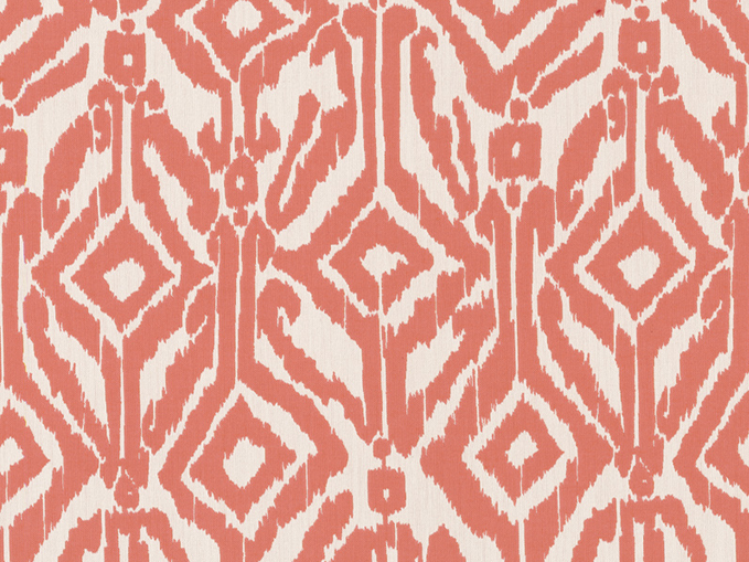 Tribal carpet print