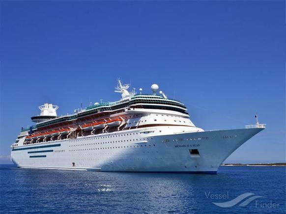 Monarch Type Passenger Cruise Ship Built 1991 Gt 73937 Http Www Vesselfinder Com Vessels Monarch Imo 8819500 Mmsi 229415000 Puteshestviya