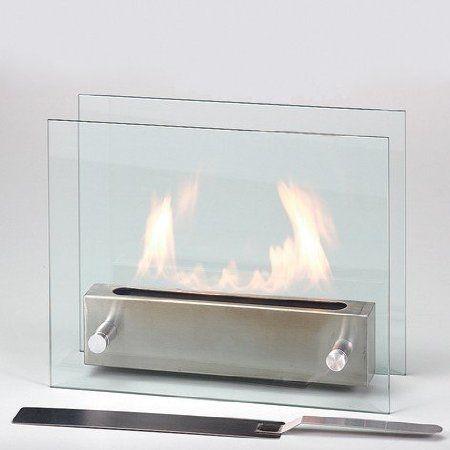 Bio Ethanol Feuerstelle Kamin Tischkamin Standkamin Amazon De Kuche Haushalt