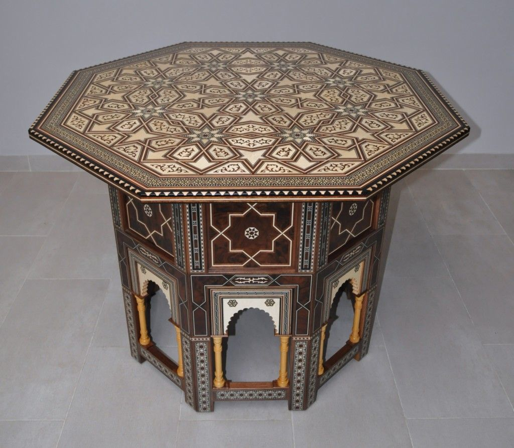 Estilo rabe artesan a molero moroccan inspiration for Muebles estilo arabe