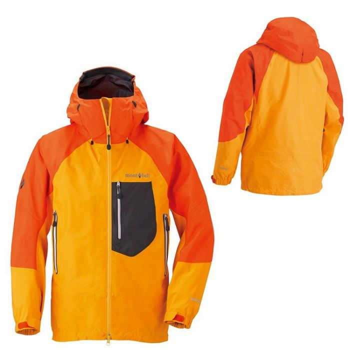 Tex Orange Gore Search Google Jacket Montbell qpSUzVM