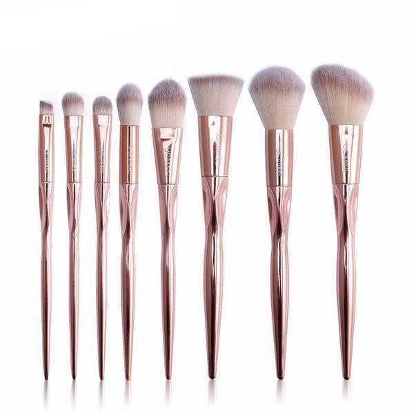 Photo of Rose Gold Make Up Pinsel Set –  Rose Gold Make Up Pinsel Set  – #diyluxuryhome #…