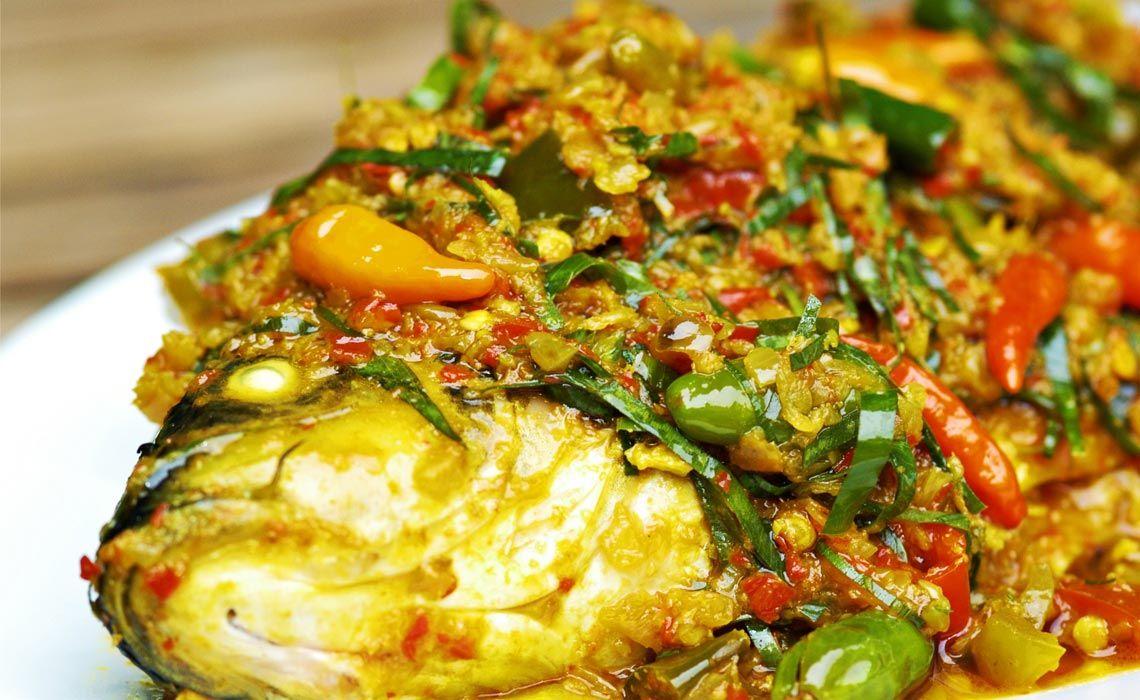 Woku Woku Masakan Manado Resep Ikan Mas Resep Ikan Masakan