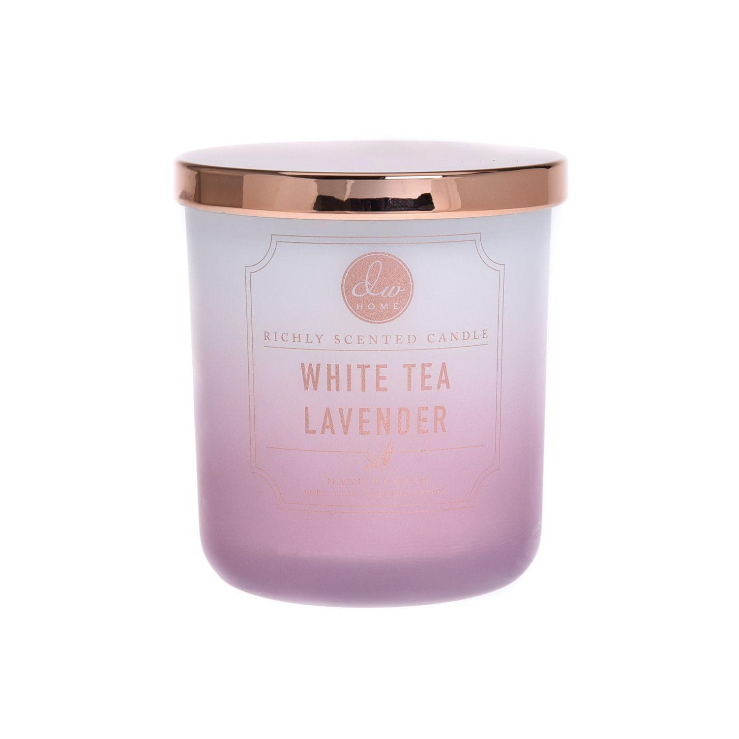 White Tea Lavender Dw Home Scented Candles Dw7112 Dw7119 Dw7126