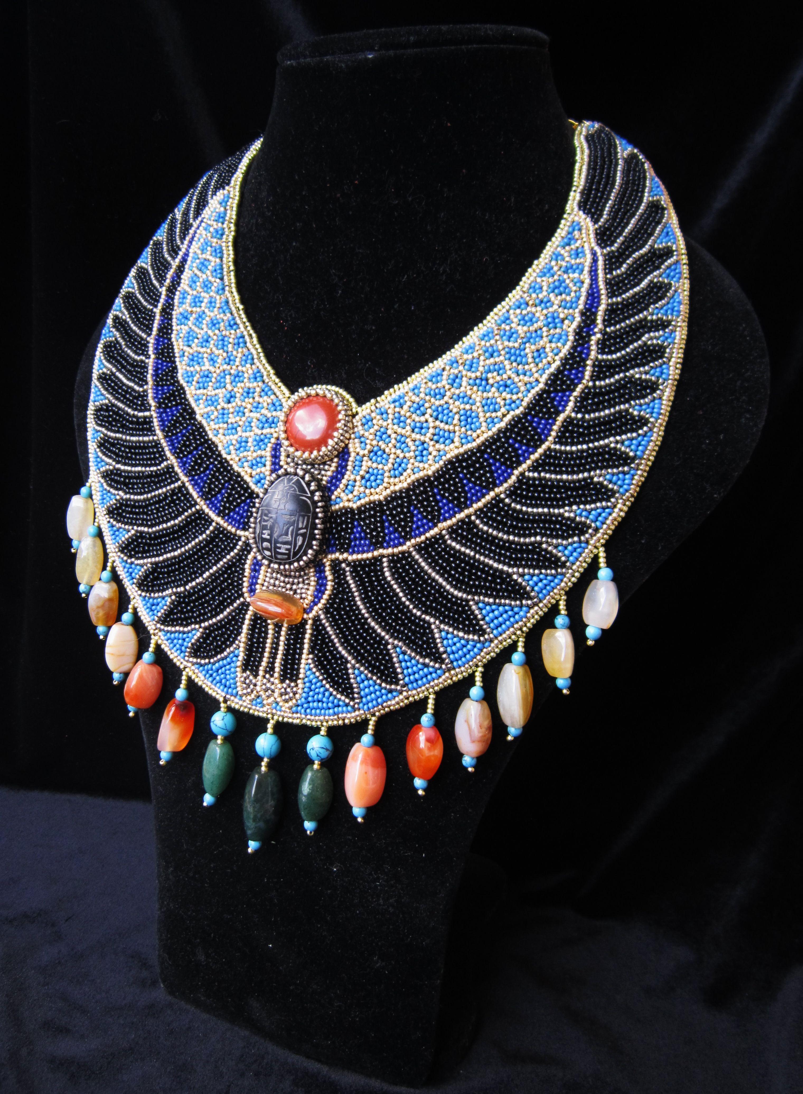 украшения древних египтян картинки после открытия