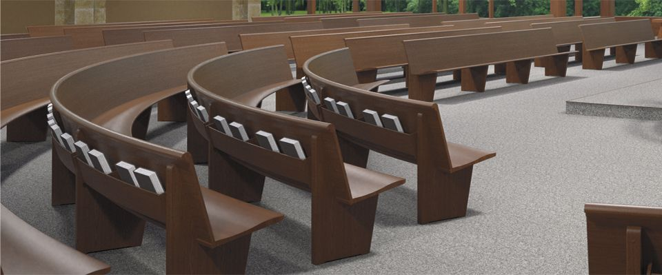 Sauder Worship Is The Leading Supplier Of Pews, Chairs And Furniture In  North America For Churches, Synagogues, Courtrooms And Funeral Homes.