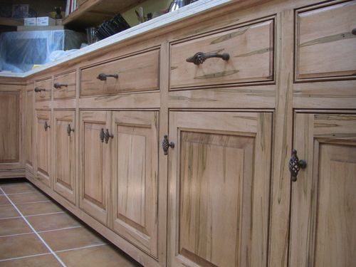 Wormy Maple Cabinets. | Kitchen remodel inspiration, Maple ...