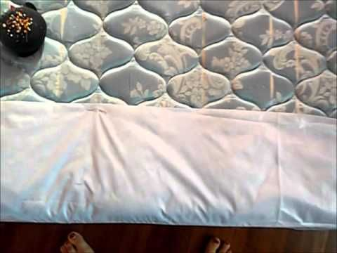 How To Make Your Own Mattress Cover Or Topper Craftfoxes Linens