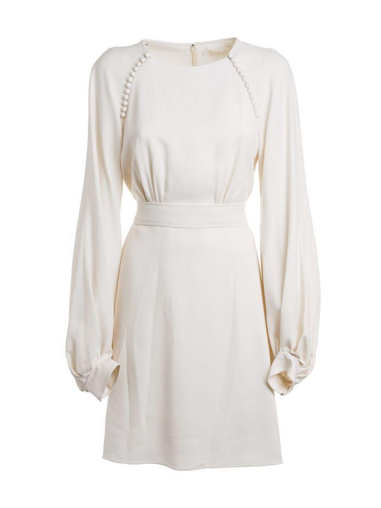 86f540fc99 CHLOÉ Chloé Long Sleeved Dress. #chloé #cloth # | Chloé in 2019 ...