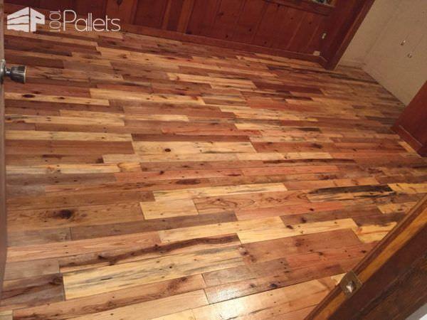 Fußboden Aus Alten Paletten ~ Stehtisch aus paletten selber bauen so geht s