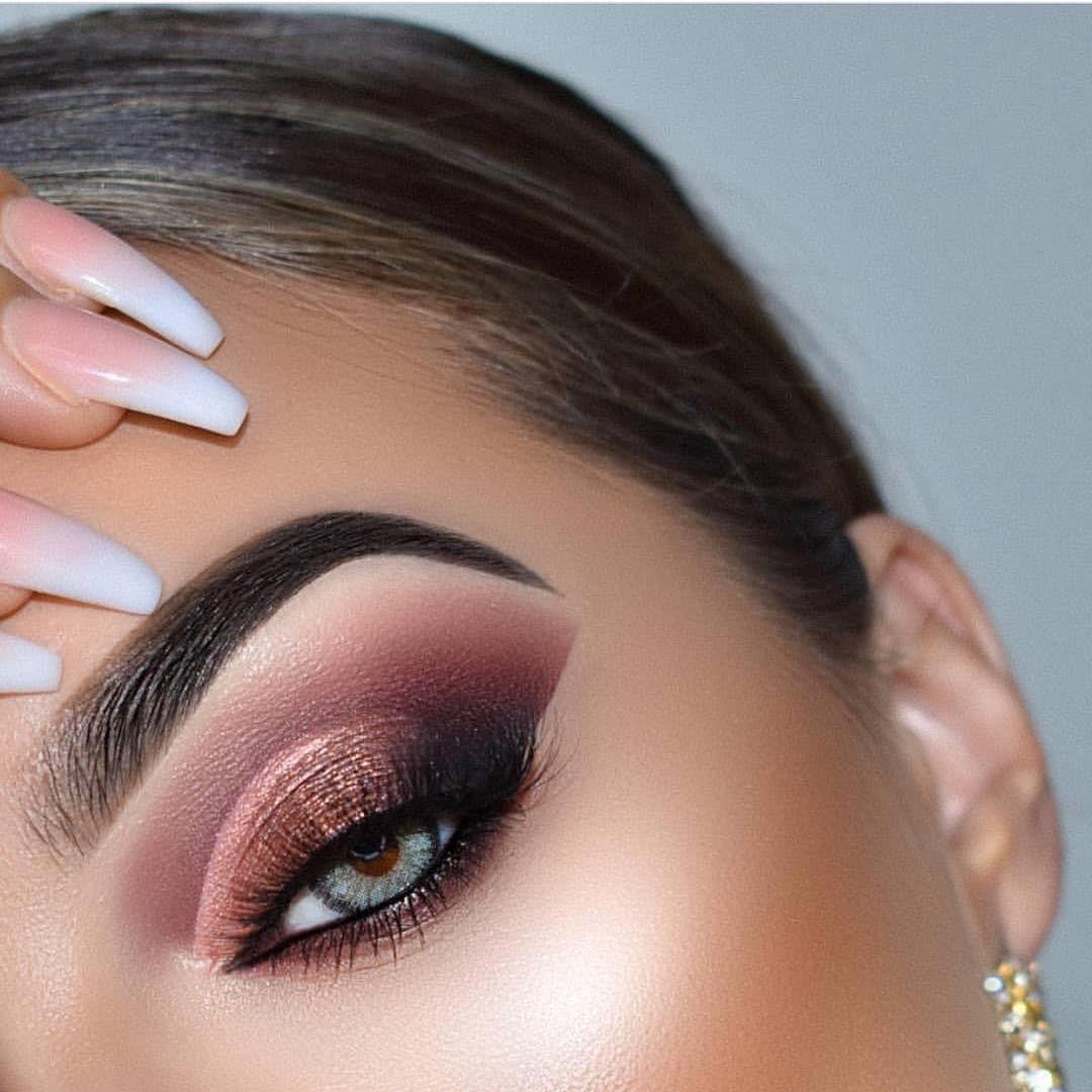 8 Eyeshadow Ideas For Black Women Dark Skin Eyeshadow Trendy