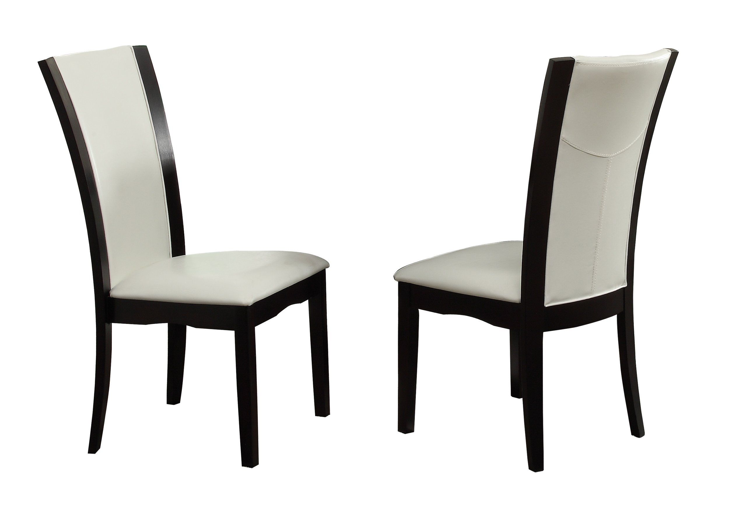 Homelegance Daisy Modern Dining Chairs BiCast Vinyl Cover