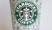 Illustrator Intricately Decorates Starbucks Cups - DesignTAXI.com