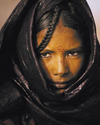 Young Tuareg woman in Niger, photo by Jean-Luc Manaud, Diversity, Kids, People, Beauty, Beautiful, Global, World, Earth, Travel