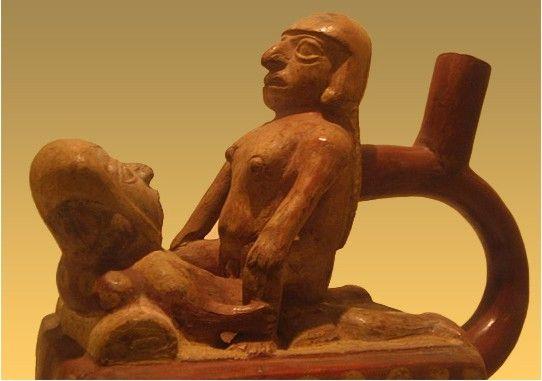 art Moche erotic
